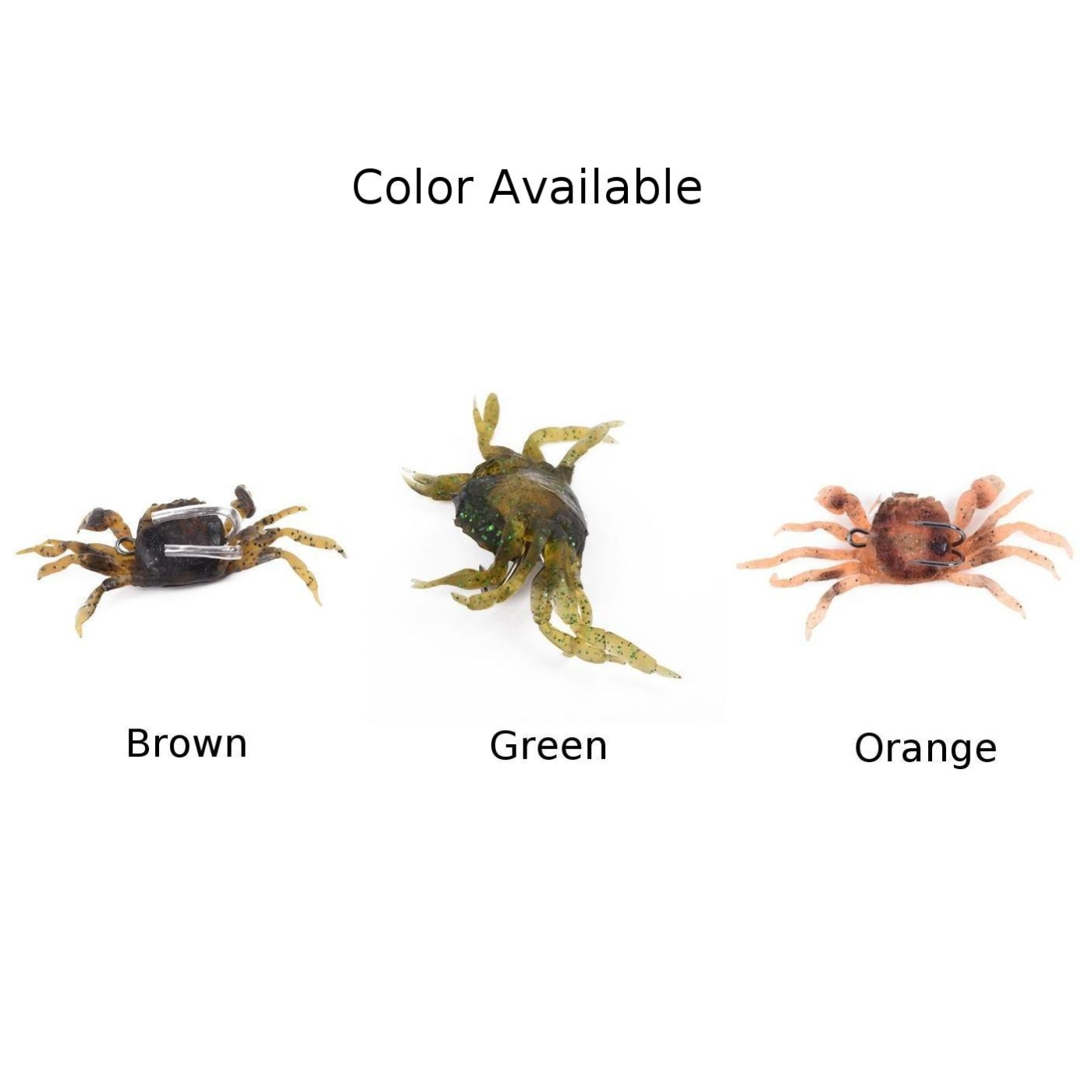 Savage Gear 3D Maniaque Crabes 5cm 10g 4pk Toutes Variétés Mer Pêche Matériel