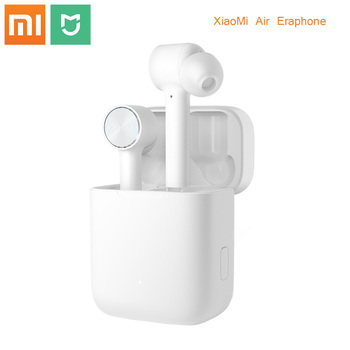 2019 Xiaomi Airdots Air TWS Wireless Earphone Bluetooth Headset with mic Stereo ANC Switch Auto Pause Tap Control for mi phone