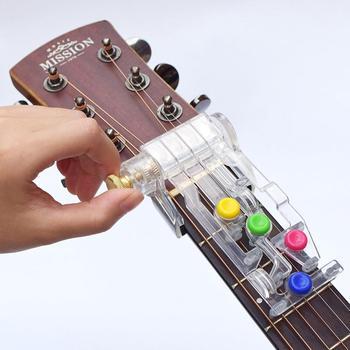 1 Uds. De cuerdas de guitarra acústica, ayuda para enseñanza de amigos, sistema de enseñanza de guitarra, accesorios de ayuda para enseñanza de guitarra