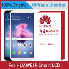 Originele 5.65 ''Lcd-scherm Met Frame Voor Huawei P Smart Touch Screen Display P Smart Fig LX1 LX3 Lcd Reparatie vervangende Onderdelen