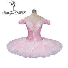 tutusBT9087 للفتيات راقصة الوردي