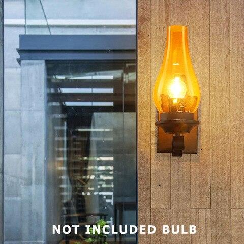 quarto iluminacao interior lampada do corredor barra
