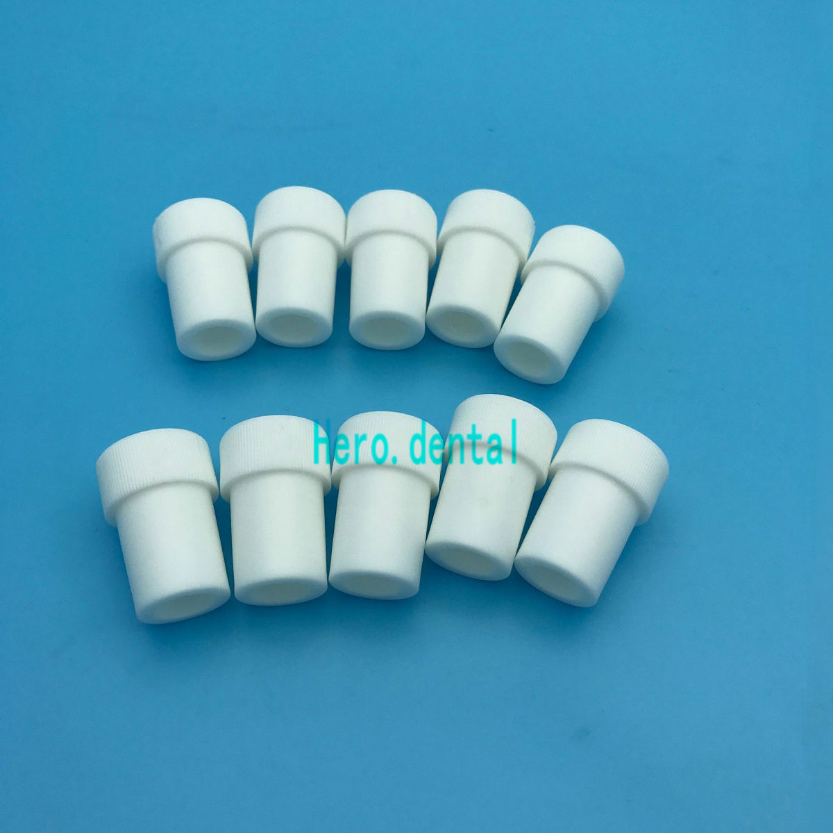 10 Pcs Dental Suction Tube Convertor Saliva Ejector Suction Adaptor Autoclavable