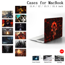 Nowy pokrowiec na notebooka do laptopa MacBook Air 11 13 pokrowiec na laptopa do Apple Retina Pro 12 15 13.3 15.4 cala A2159(China)