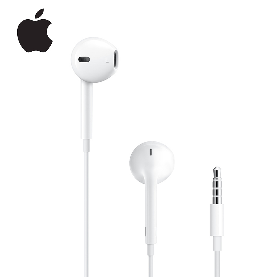 Apple Earpods Original Earphones 3.5mm Plug & Lightning In-ear Sport Earbuds Deep Richer Bass Headset For IPhone/iPad Android
