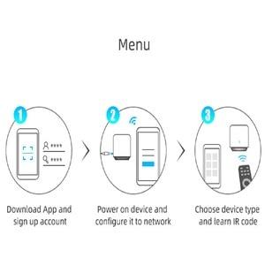 Image 5 - BroadLink Bestcon RM4 RM4C Mini WIFI IR เสียงรีโมทคอนโทรลไร้สาย Fastcon ทำงานร่วมกับ Alexa Amazon Google Assitant Smart Home