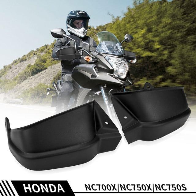 Motosiklet el koruması koruyucuları Handguards Honda NC700X NC750 X NC750X DCT NC750S NC 750X2012 2013 2014 2015 2016 2017