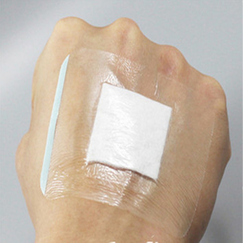 10Pcs 6x7cm 6x10cm Waterproof Adhesive Bandage Medical Adhesive Wound Dressing Band Aid Bandage Large Wound First Aid Outdoor
