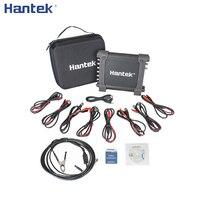 Hantek 1008C Automotive Oszilloskop/DAQ/Programmierbare Generator Handheld 8 Kanäle USB Oszilloskope mit Auto Zündung Sonde-in Oszilloskope aus Werkzeug bei