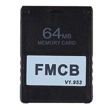 Карта памяти fmcb v1953 для ps2 playstation 2 Бесплатная карта