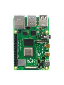Abs-Case Heatsink Power-Supply Ram-Board Sd-Card Raspberry Pi 4-Model-B-Kit Hdmi-Cable