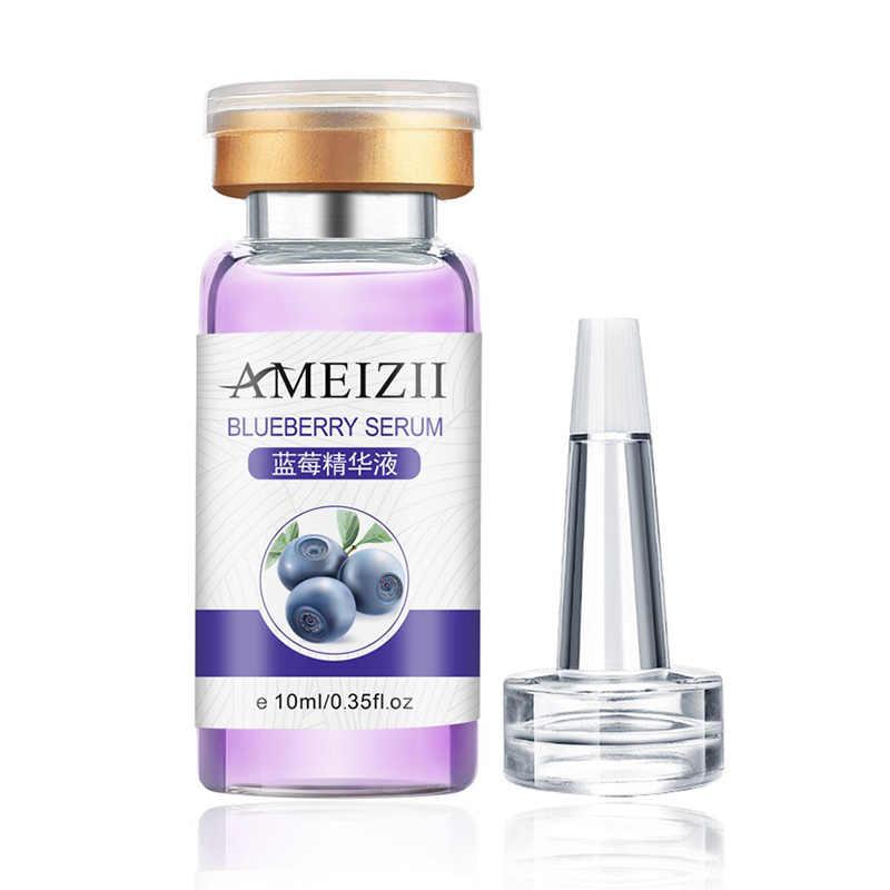 Blueberry Asam Hyaluronic Pelembab Kulit Pelembab Whitening Facial Serum Murni Perbaikan Firming Kulit Serum TSLM1