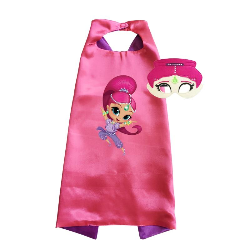Shimmer Costume Original Princess Girls Halloween Nahal Talla Zac Leah Cosplay Birthday Gift