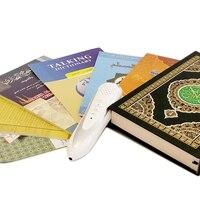 Digital livro sagrado corão caneta para leitura falando aprendizagem com urdu turco curdo uzbeque kazakh dari francês malaio indonésio