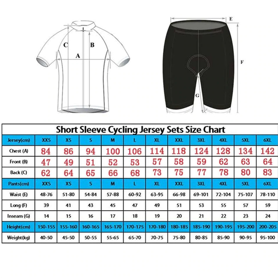 Купить с кэшбэком UHC 2020 PRSC team cycling jersey kit racing men summer set completini ciclismo bicycle clothing bib gel shorts ropa de hombre