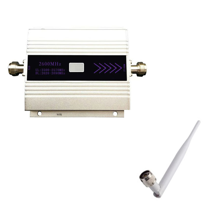 2600MHZ Celluar Signal Booster 4G FDD Network Signal Repeater Mobile Signal Amplifier With Indoor Antenna