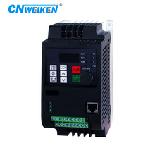 380v 0.75kw Inverter High-precision VFD Variable Frequency Drive 3 Phase Speed Controller Inverter Motor VFD Inverter 2 2kw vfd inverter