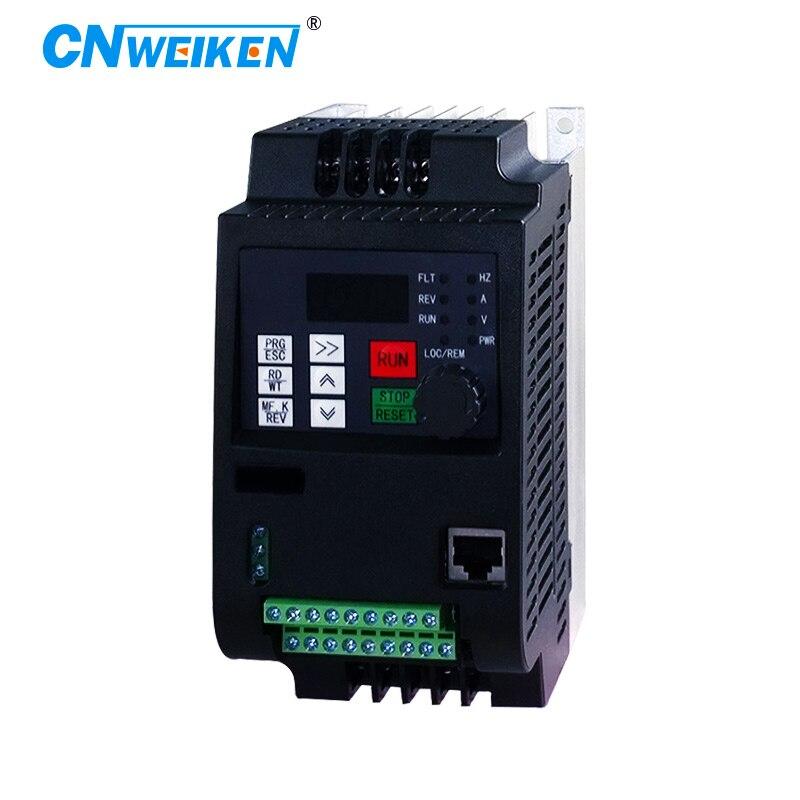 380v 2.2kw Variable Frequency Drive 3 Phase Speed Controller Inverter Motor VFD Inverter PROFIBUS-DP