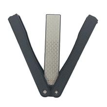 Foldable Pocket Professional Home Kitchen Sharpener Diamond Knife Double Sided Whestone Grindstone Repair Tool Kits