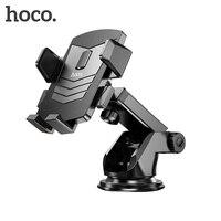 HOCO-Soporte de teléfono para coche, el mejor accesorio para iPhone 12, 11 Pro, XS, 8, Xiaomi 10 Pro, con autobloqueo, montaje en rejilla de ventilación