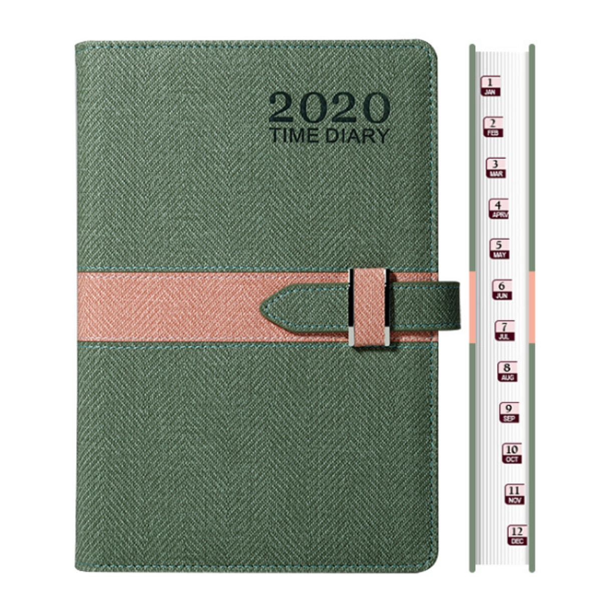 2020 Year Calendar Monthly Planner Notebook Diary Business Office Journal Gifts