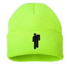 Winter Hats Bonnet Women Beanie Knitted-Caps Embroidery Warm Autumn Adult Fashion Hip-Hop