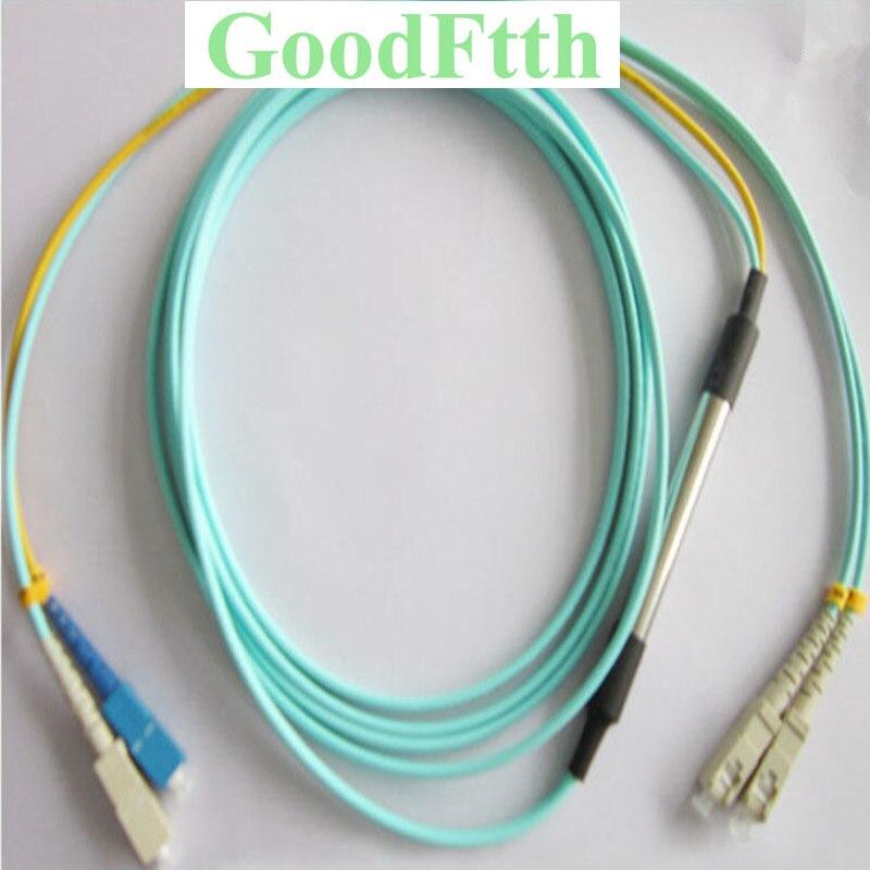 Mode conditionnement cordon de raccordement SC-SC SM-OM3 Duplex GoodFtth 1-15m