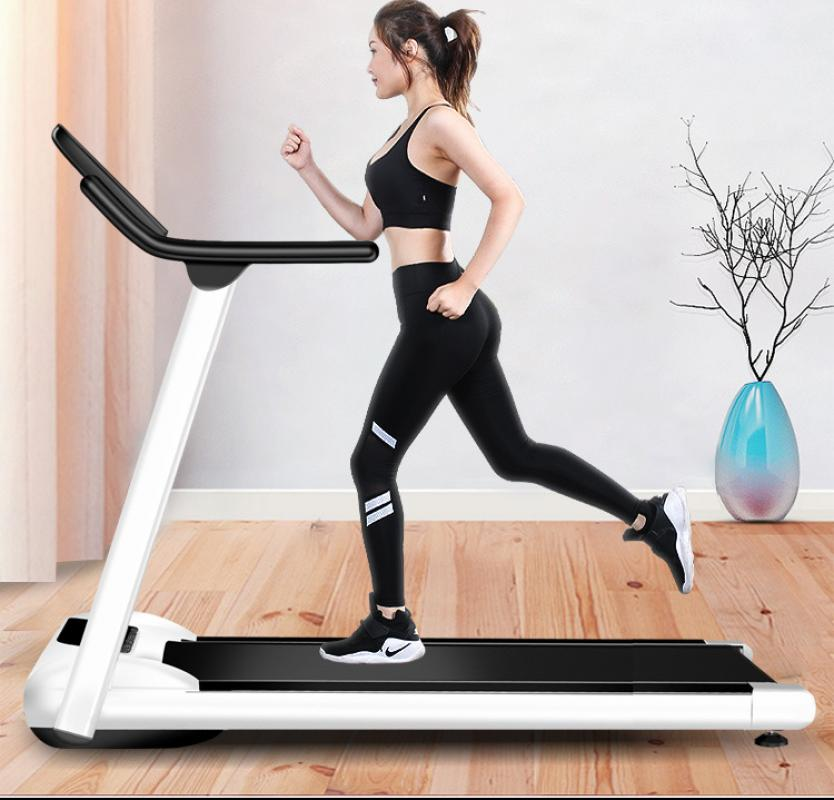Electric Foldable Multifuncrional Smart Treadmill