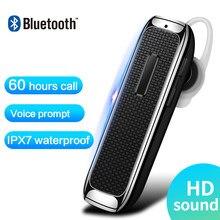 Cigfun v5.0 bluetooth fone de ouvido sem fio fones com microfone mini chamada handsfree negócios fones para telefones inteligentes