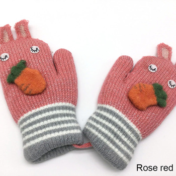 Παιδικά γάντια για αγόρια και κορίτσια ηλικιών 6-9 ετών Παιδικά Ρούχα Ρούχα MSOW