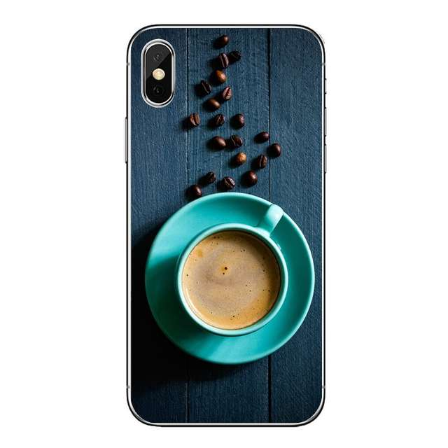 Pink Love Coffee Wallpapers For Ipod Touch Iphone 4 4s 5 5s 5c Se 6 6s 7 8 X Xr Xs Plus Max Transparent Soft Cases Covers