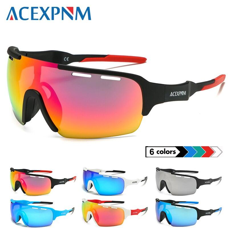 Image 4 - 2019 Men Women Polarized Cycling Glasses UV400 Cycling Goggle TR90 Cycling Eyewear Outdoor Sports Cycling Sunglasses 4 Lens3 lensbicycle polareyewear sport -