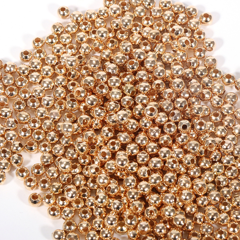 100pcs Silver Gold Crystal Rhinestone Rondelle Spacer Beads DIY 6mm 8mm New JL