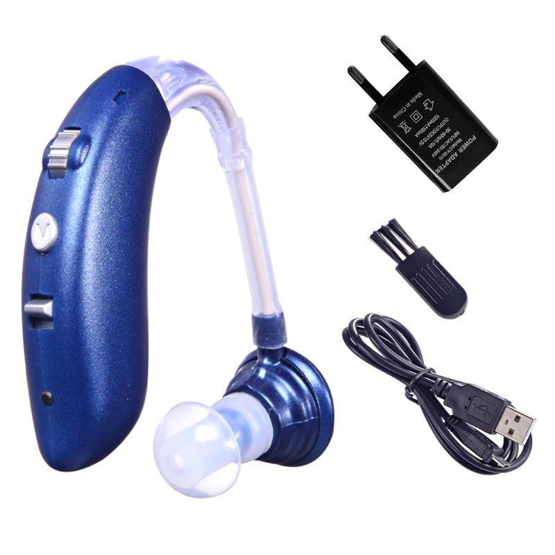 Ue prise américaine nouveau Bluetooth amplificateur de son collecteur Portable Rechargeable oreille Type haut-parleur