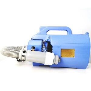 Image 3 - 1000 ワット 5L 電気 ulv 噴霧器ポータブル噴霧器マシン抗ヘイズスモッグ消毒安全保護応急処置キャンプ用品