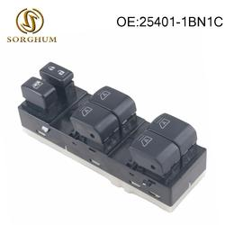 New Power Master Control Window Switch Driver Side 25401-1BN1C  For Nissan Infiniti FX35 CLS51
