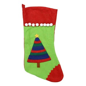 Гольфы держатели для подарков модные рождественские черные красные клетчатые носки Подарочная сумка Рождественские елочные украшения Рож...