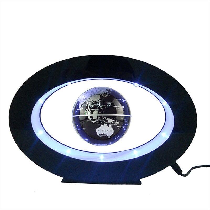 Maglev 3 pouces globe cadeau d'anniversaire créatif nouveauté cadeau pratique noël