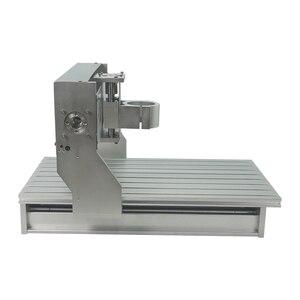 Image 3 - 3040 cnc рамка 400*300 мм токарный шариковый винт с 57 мм гравировальный двигатель сверлильные и фрезерные инструменты