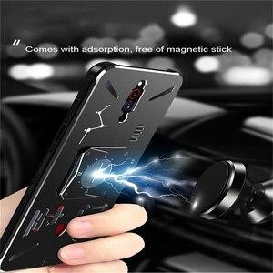 "Image 4 - Telefon Schutzhülle Haut Abdeckung Für ZTE Nubia Rot Magie 5G 6.65 ""8/128GB 4500mAh gaming Telefon Stoßfest Gehäuse Shell Fall"