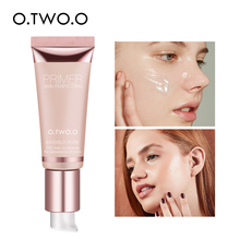 O.TWO.O Makeup Base Face Primer Gel Natural Invisible Pore Light Oil-Free No Creases  Foundation Cosmetic Official Product