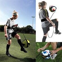 Nuove abilità di controllo di aiuto di addestramento di pratica solista dell'allenatore di lancio di calcio di calcio di calcio