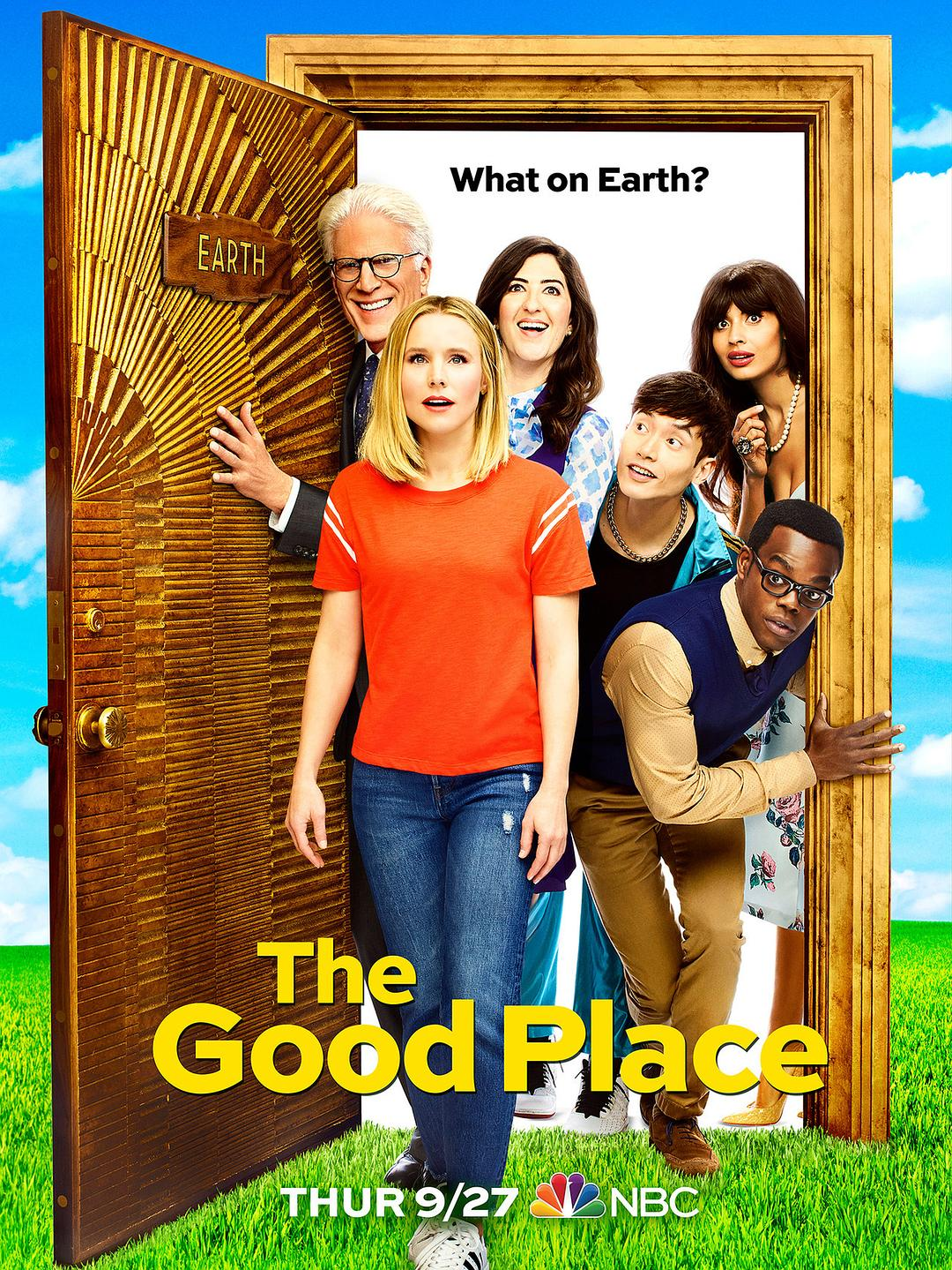 善地 第三季 The Good Place Season 3
