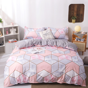 Solstice Bedding Set Hexagonal Patterns 49