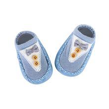 Носки принцессы для маленьких девочек; Хлопковые нескользящие