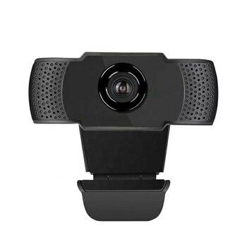 HD Pro Webcam Widescreen Video Calling and Recording1080p Camera, Desktop or Laptop Webcam built-in Dual Mics For OS Windows10/8