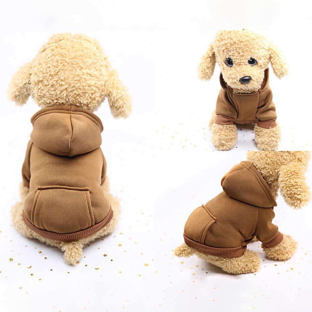 Sudaderas con capucha con bolsillo Perro ropa para mascotas Perro Sudadera con capucha Sudadera Perro camisa Sudadera Perro mascota