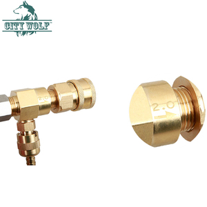 Image 5 - 3/8  quick connector adjustable valve suction tube soap and chemical injection high pressure washer accessory