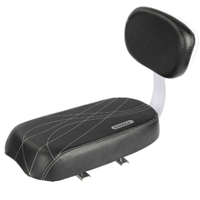 Bicycle Rear Tail Saddles Seat Soft Adult Backrest  Cushion Back Support for MTB Road Bike Accessories