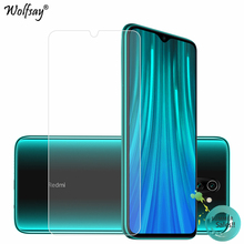 2PCS Glass For Xiaomi Redmi Note 8 Pro Screen Protector Tempered